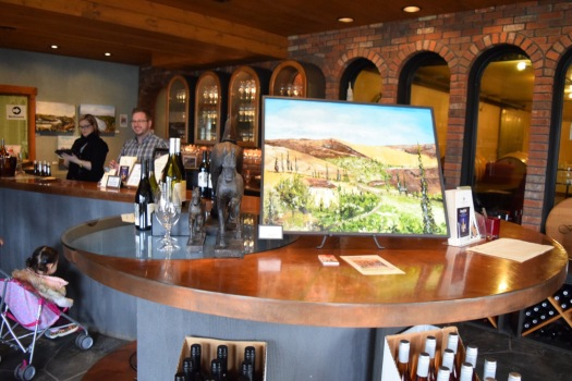 Forgeron Tasting Room