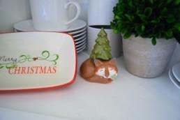 22 Cute Christmas Fox Salt Shaker Christmas Decoration