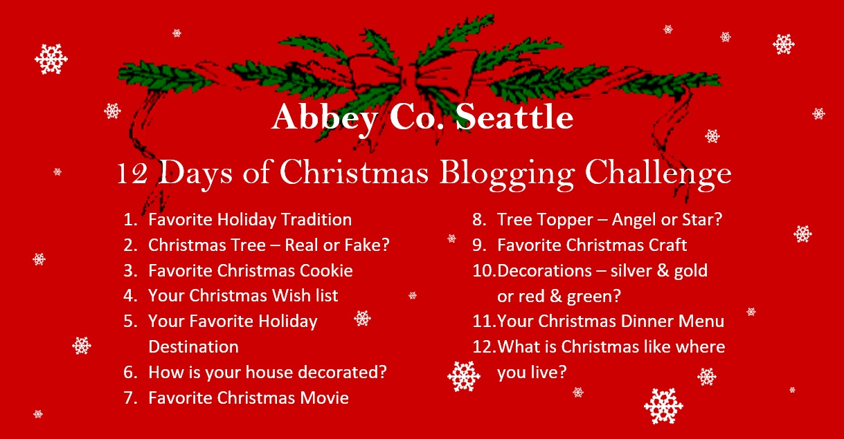 12 Days Of Christmas List.November Monthly Recap 12 Days Of Christmas Blog Challenge