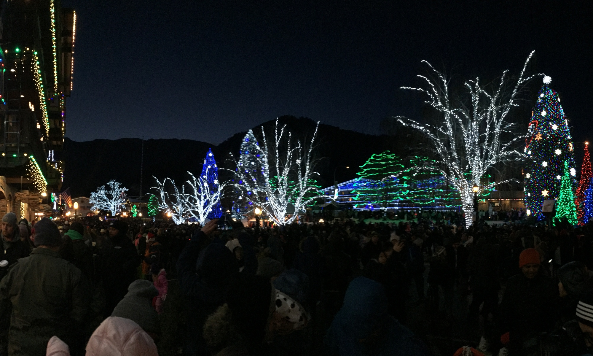 Leavenworth Christmas Lights.Leavenworth Wa Favorite Holiday Destination Day 5 Of My