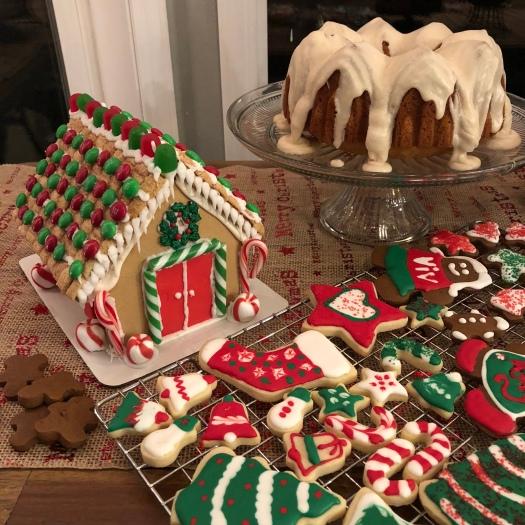 Wilton Gingerbread House Christmas Cookies
