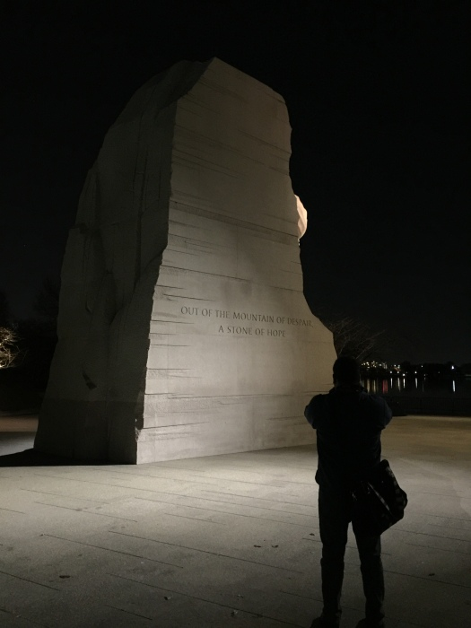Martin Luther King Monument DC 3