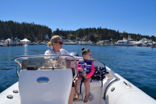 Roche Harbor with kids 1