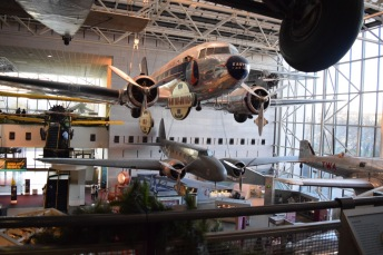 Smithsonian Air and Space Museum 3