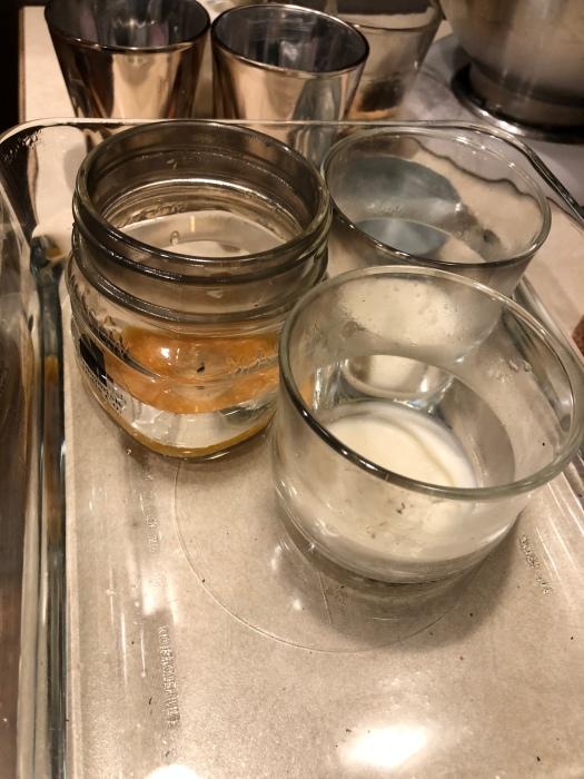 candle jar repurpose before
