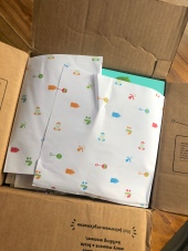 Amazon baby registry unboxing 1