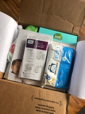 Amazon baby registry unboxing 2