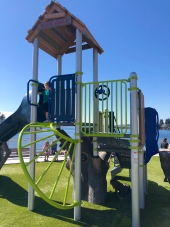 Meydenbauer Bay Park Playground 2