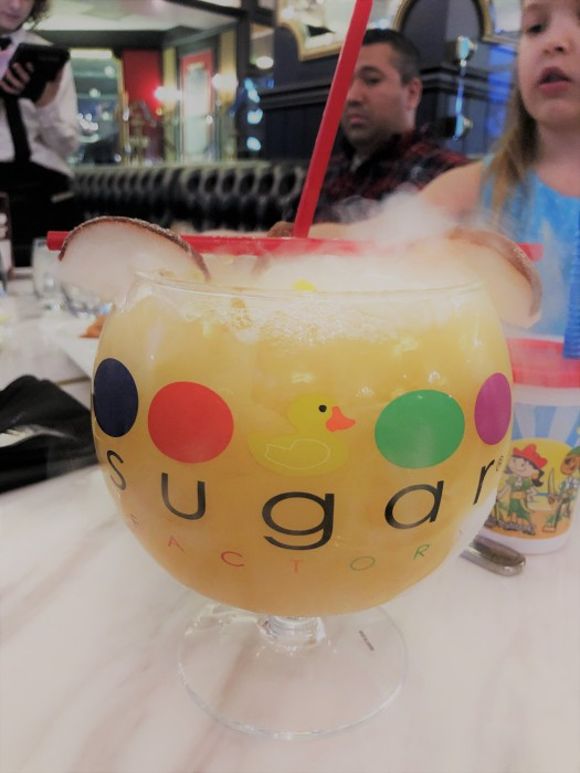 Sugar Factory Bellevue Drink