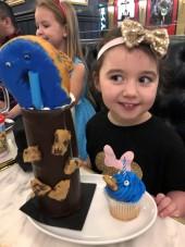 Sugar Factory Cookie Monster Milkshake
