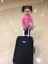 Toddler Traveling