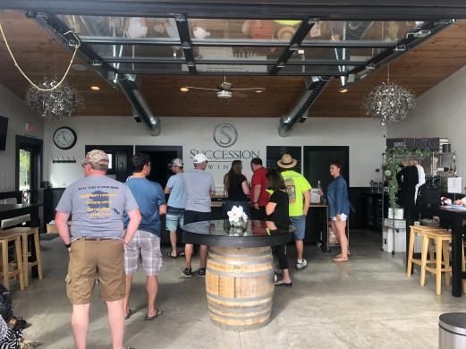 Succession Wines Lake Chelan Winery 5