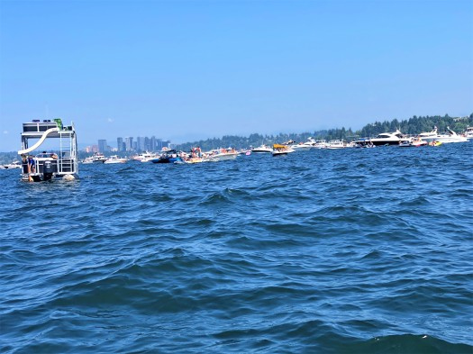 busy lake seafair 2