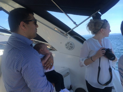 Roche Harbor Orca Whale Spotting