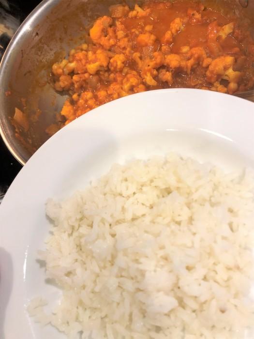 Vegetarian Tikka Masalla 4