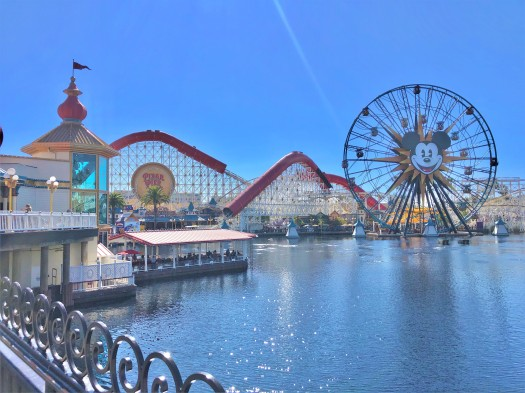 Disneyland California Adventure 1